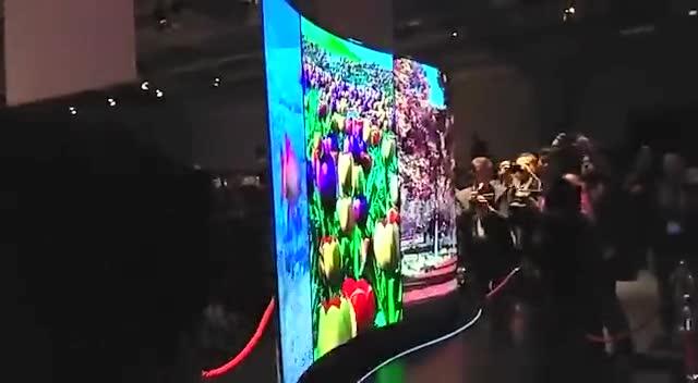 2016 6 1黄龙溪LG推出双面电视机:背面也能看电视_科技_腾讯网2016 6 股票收盘