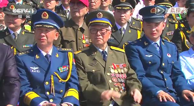 习近平主席宣布中国裁军30万截图
