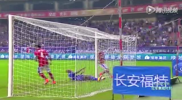 【集锦】申花1-0建业 登巴巴助攻卡希尔打入制胜球截图