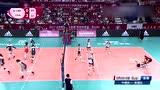 【集锦】朱婷未出场 中国女排0-3不敌美国女排