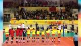 中国女排3-0中国台北 四战全胜获世锦赛资格