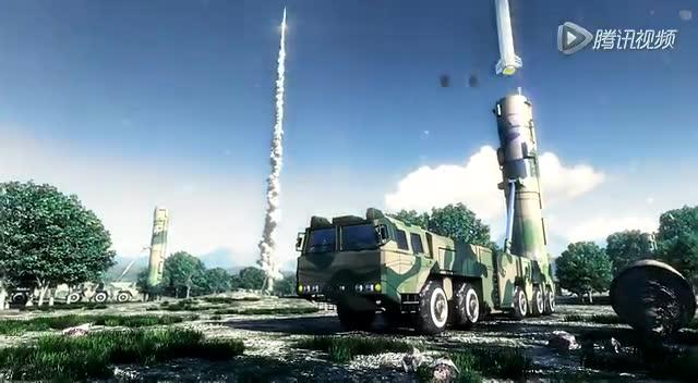3D模拟夺岛战役:中国军力全景展示截图