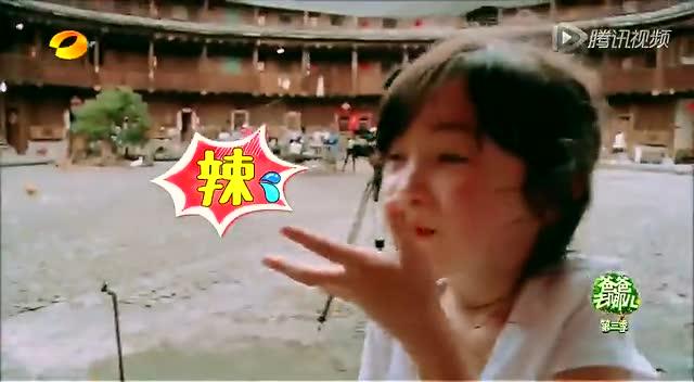 """夏天偷吃胡椒辣翻 胖轩被""""抛弃""""欲落泪截图"""