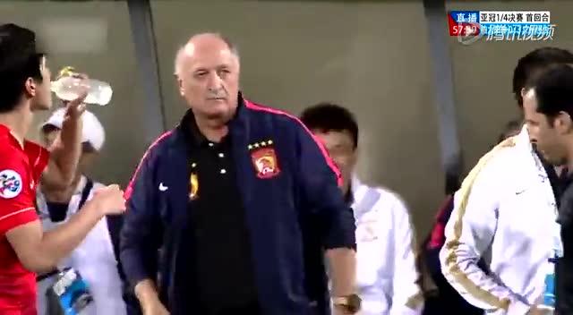 【进球】恒大精妙角球战术 黄博文传中郜林头槌破门截图