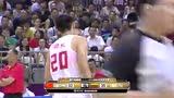 视频:陶汉林再展神奇 篮下跳步上篮强取2+1