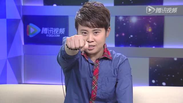 冬奥冠军王濛为北京申冬奥加油助威