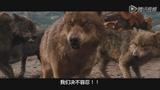 《暮色4上》片段 雅各布变身森林狂奔