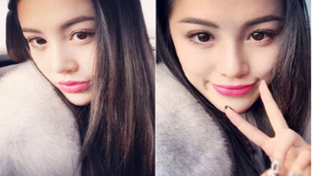 刘翔美艳女友生活照 肤白貌美素颜也美截图