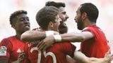 拜仁1-1门兴仍未夺冠 穆勒闪电破门难救主