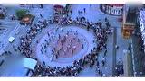 西宁街头《告白气球》快闪,超暖超浪漫的舞蹈!