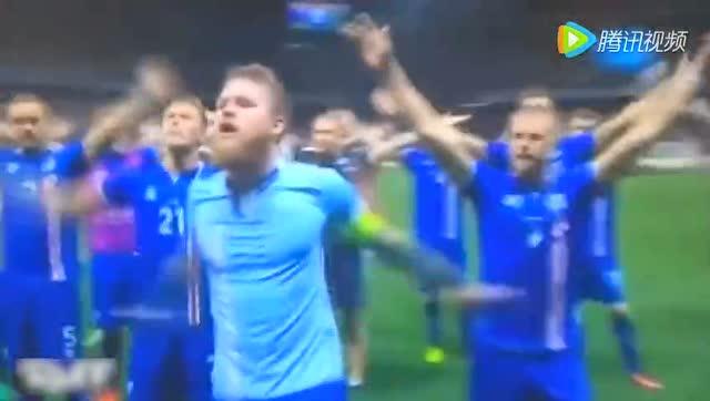 冰岛足球队大胡子