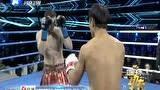 拳坛周杰伦组合拳重击对手 完美控场强势压制