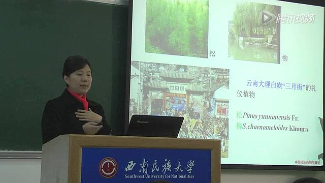 西南民族大学:中药医学