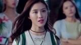 《龙日一你死定了》韩芝荷带队拦截张静美,静美秒变辣妹;吓了韩一跳