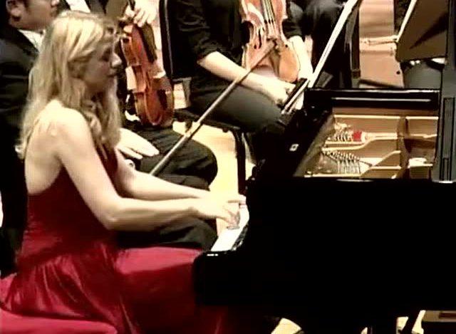 贝多芬的不朽的名曲音乐会钢琴弹奏《致爱丽丝》