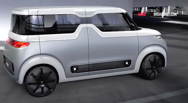 长城汽车电动车概念车