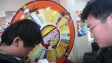 2013年QQ飞车全民争霸赛第二周赛邳州抽奖视频