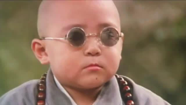 郝邵文和释小龙小时候这么可爱,不过郝邵文太会偷懒了