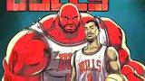 赛季宣传!级英雄版NBA球星,绿衣凯尔特人对应绿灯军团!