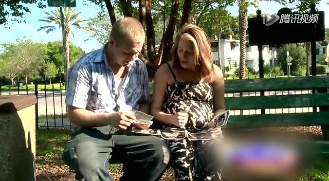 美女子注射避孕针后怀上连体双胞胎图