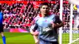 08-09赛季曼联1-4利物浦 C罗点球杰拉德传射