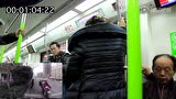 人人分享-武汉黑人小伙与地铁赛跑,2016为武汉加油!