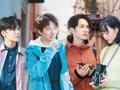 侯明昊、何杜娟加盟,四人分两组分开出游 郭麒麟护照照片曝光,自曝曾减肥70斤