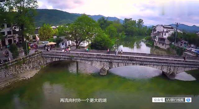 宏村才是中国最大的画家村图片