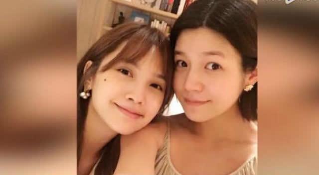 杨丞琳携陈妍希素颜出镜