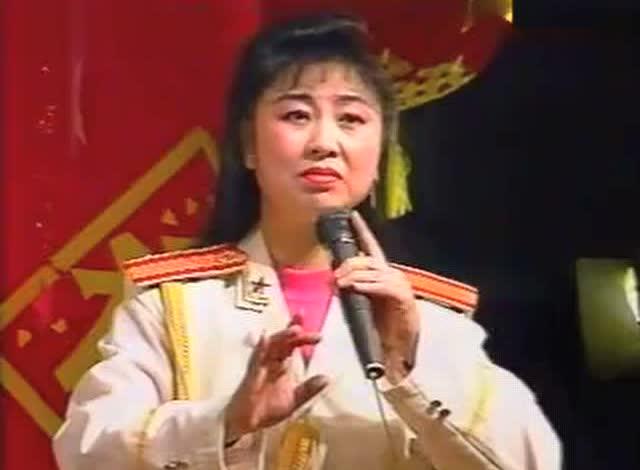 京剧《乱云飞》周梦兰演唱