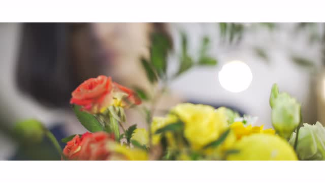 一朵花开的时间 大象公社小清新插花图片