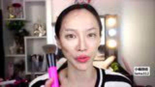 底妆的正确步骤视频教程