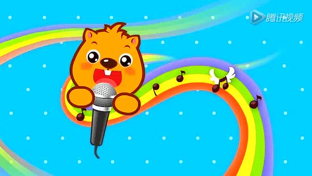 教宝宝唱英文歌