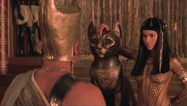 金字塔电影_电影节目 神秘的金字塔,恐怖的《木乃伊》我是八月