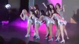 少女时代 WebTV 亚洲大奖现场《GEE》