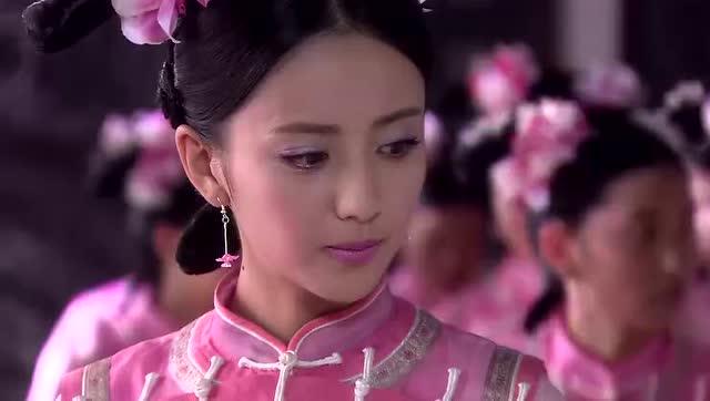 宫锁心玉佟丽娅入宫选秀,实力碾压其他秀女!印度电视剧v锁心图片