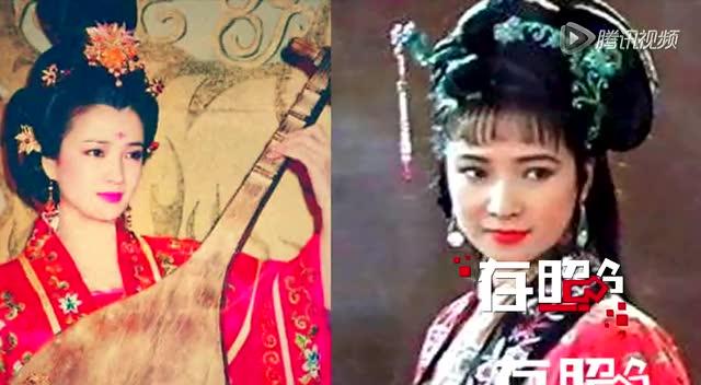 组图:古典美女俞飞鸿素颜上阵