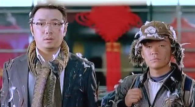 王宝强和徐峥的电影_徐峥和王宝强这俩活宝 一地鸡毛 营业员都蒙圈了