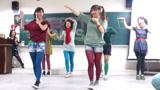 高中舞蹈社一段舞蹈,因男生的捣乱让这舞火了!