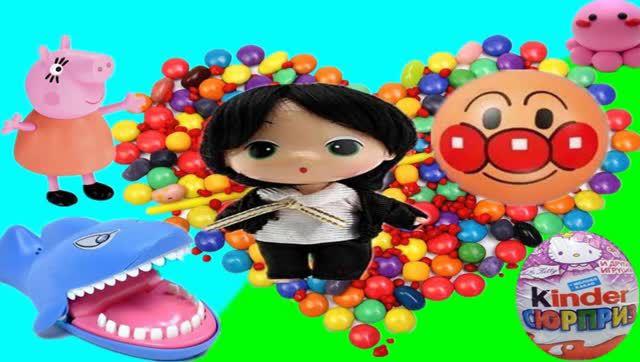 超人宝箱视频恐龙小猪佩奇peppapig奇趣a超人玩具边牧智商图片
