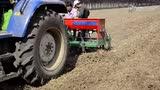 2BFJ系列小麦宽幅宽苗带精量播种机作业视频
