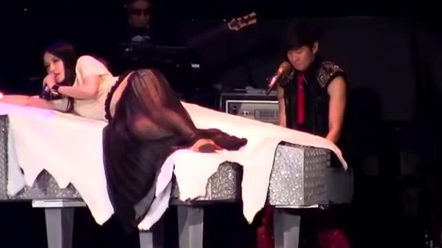 【MV】林俊杰 -崇拜 《梦想的声音》 第十二期 现场版 - 高清MV-林俊