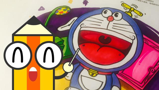 飞童教育儿童绘画之动物系列:2011 企鹅 - 飞童教育