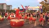 视频:海马赛前起跑仪式 昆仑决创始人现场助阵