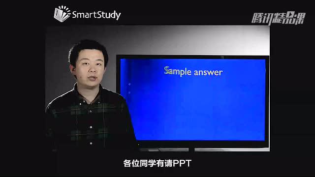 托福口语课程-Personal preference