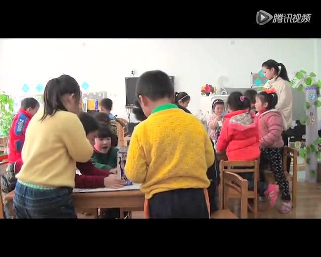 上海市闵行区浦江镇第三幼儿园精品课