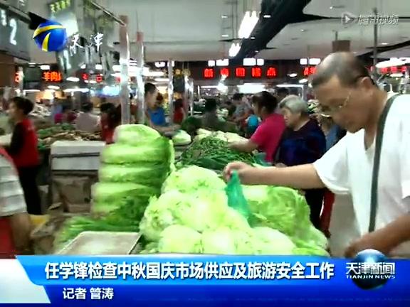 【资料视频】任学锋视察天津市欢乐谷和菜市场截图