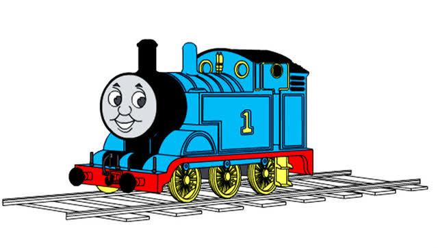 胶囊面包超人开汽车玩弹跳床,托马斯小火车迷你乐园