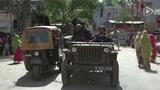 《007之13八爪女》在印度狂飙三轮车