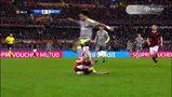 全场回放:欧冠1/8决赛首回合 罗马vs皇马 下半场
